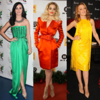 De Katy Perry à Kylie Minogue : les stars illuminent l'hiver