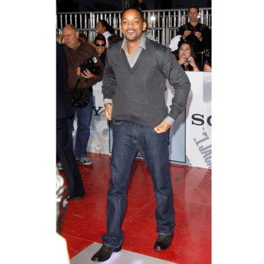 This is it, l'avant-première à Los Angeles : Will Smith