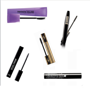 Mascaras nourrissants, allongeant
