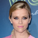 Look beauté du jour : le smoky prune de Reese Witherspoon à Los Angeles