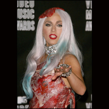 Lady Gaga aux Video Music Awards 2010