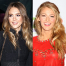 Blake Lively, Jessica Alba... Les stars adoptent la tendance wavy
