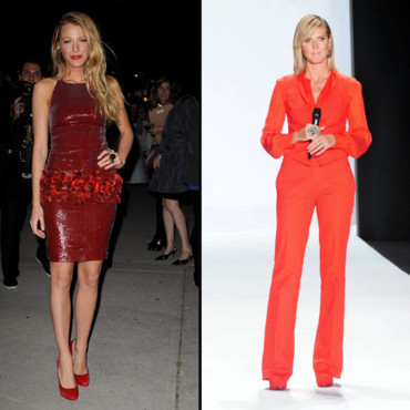 Top Flop Blake Lively vs Heidi Klum