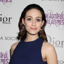 "Emmy Rossum à New York le 11 février 2013 pour la projection ""Beautiful Creatures"""
