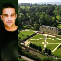 Maison de stars : le manoir de Robbie Williams