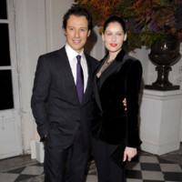 Photo : Laetitia Casta et Stefano Accorsi, un couple star