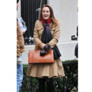 Leighton Meester et le sac Doctor
