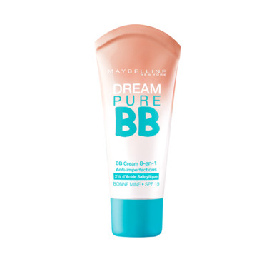 Dream Pure BB Gemey Maybelline à 11 euros
