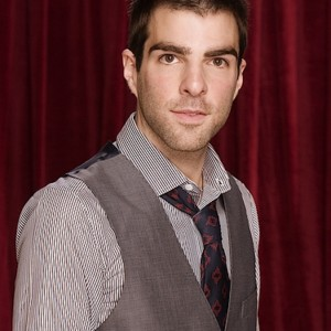 People - Heroes : Zachary Quinto alias Sylar