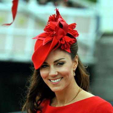 Kate Middleton duchesse de Cambridge jubil de Diamant reine Elizabeth 3 juin 2012