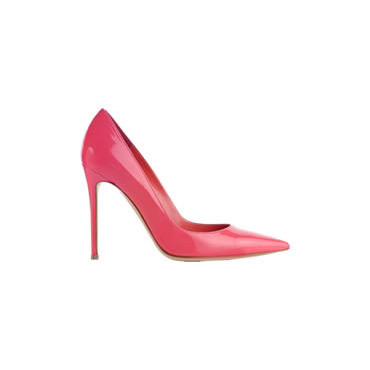 Escarpins rose Gianvito Rossi