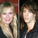 Kirsten Dunst et Johnny Borrell