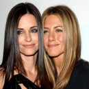 Courtney Cox et Jennifer Aniston