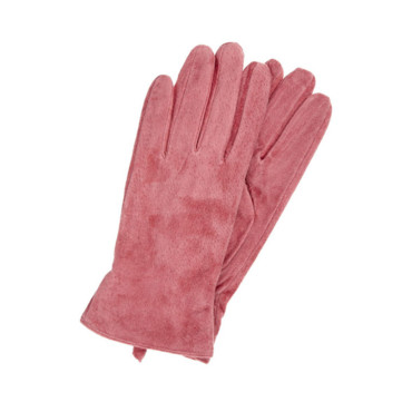 Gants rose Pieces 17 euros