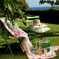 Coup de coeur pour la collection so british de Greengate