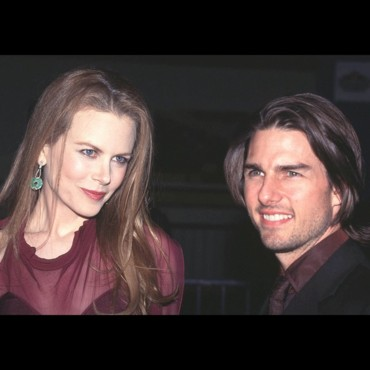 people : Tom Cruise et Nicole Kidman
