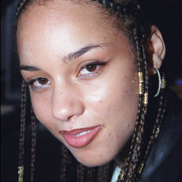 Alicias Keys à New York en 2001