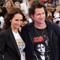 Photo : Jennifer Love Hewitt et Jamie Kennedy à l'avant-première de This is it!