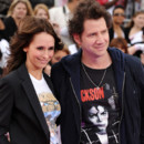 Jennifer Love Hewitt et Jamie kennedy à l'avant-première de This is it à Los Angeles.