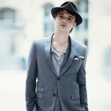 Peter Doherty The Kooples costume