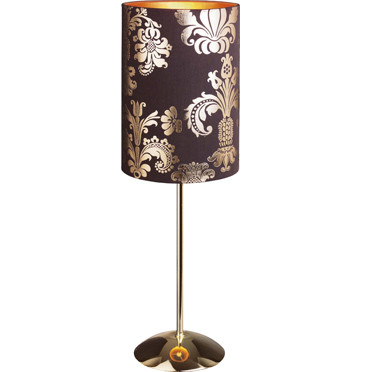 Lampe Ornament d'Atlas - Dco :  patterned lamp furniture nouveau