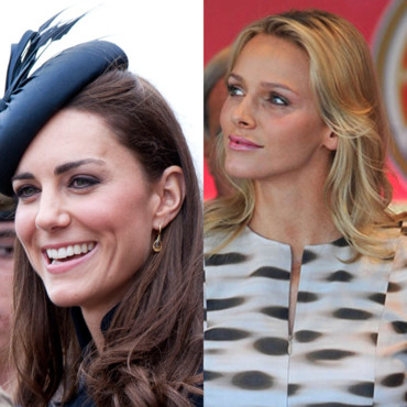Duel de princesses Charlene vs Kate