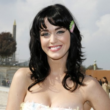 Les stars à la Fashion Week de Paris : Katy Perry