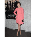 Tendance mode rose corail Ginnifer Goodwin
