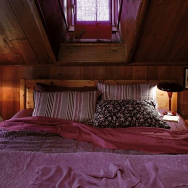 une d co fa on chalet de montagne d co chalet de montagne ambiance society d co. Black Bedroom Furniture Sets. Home Design Ideas