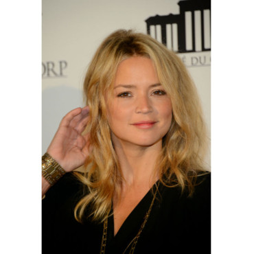 Virginie Efira et son make up bonne mine