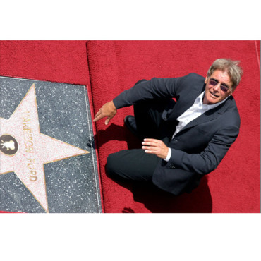 Harrison Ford Walk of Fame