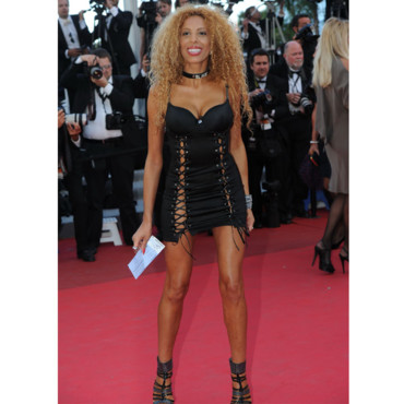 Afida Turner Bêtisier Cannes 2011