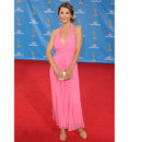 Tendance rose - Keri Russell aux Emmy Awards
