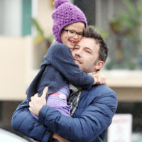Ben Affleck : un super-papa bourré de talent