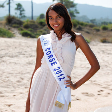 Candidates Miss France 2013 : Louise Robert, Miss Corse 2012