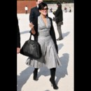 Les stars à la Fashion Week de Paris : Lily Allen