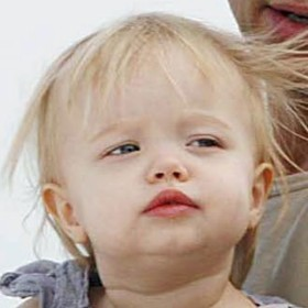 people : Shiloh Jolie-Pitt