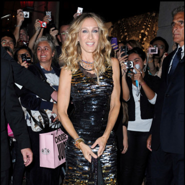 Fashion Week New York - Sarah Jessica Parker