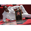 Sean Diddy Combs Walk of Fame