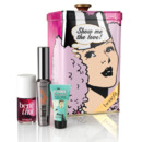 Kit Show me the love Benefit à 47 euros