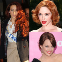De Miss France 2012  Scarlett Johansson : les rousses ont le power !