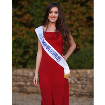 Miss France 2012 : Miss Champagne Ardenne 2011 candidate