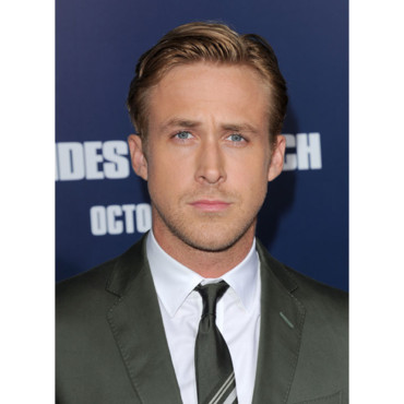 Ryan Gosling  la premire de Les Marches du pouvoir 2011