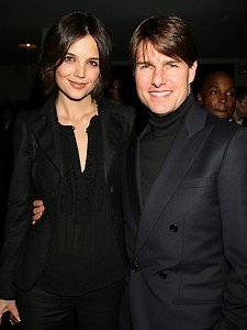People : Katie Holmes et Tom Cruise