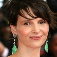 Photo : Juliette Binoche au Festival de Cannes