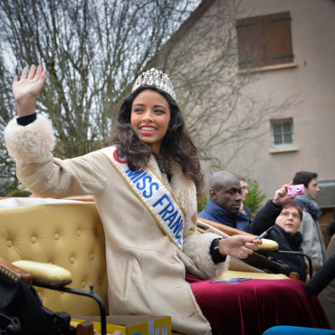 Miss France, de retour dans son village natal