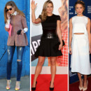Lea Michele, Jennifer Aniston... le best of mode de la semaine