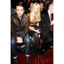Fashion Week Londres Claudia Schiffer et Roland Mouret