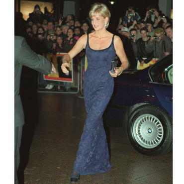 Lady Di, star qui s'assume