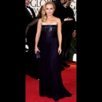 Photo : Hayden Panettiere aux Golden Globes 2009